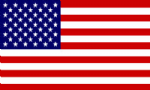 USA Boat / Courtesy Country Flag.